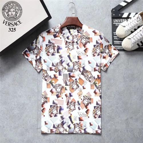 Versace T-Shirts Short Sleeved O-Neck For Men #801134