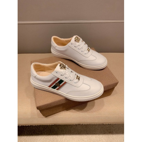 Versace Casual Shoes For Men #801144 $69.84 USD, Wholesale Replica Versace Casual Shoes
