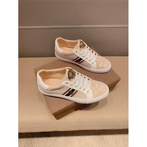 Versace Casual Shoes For Men #801149 $69.84 USD, Wholesale Replica Versace Casual Shoes