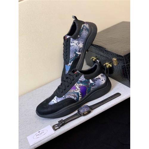 Prada Casual Shoes For Men #801189
