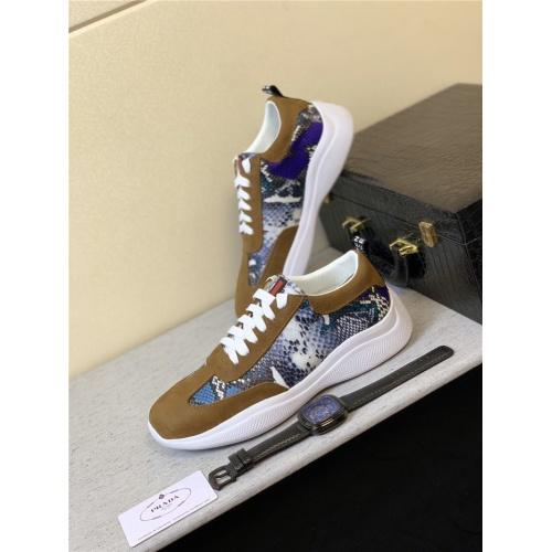 Prada Casual Shoes For Men #801191