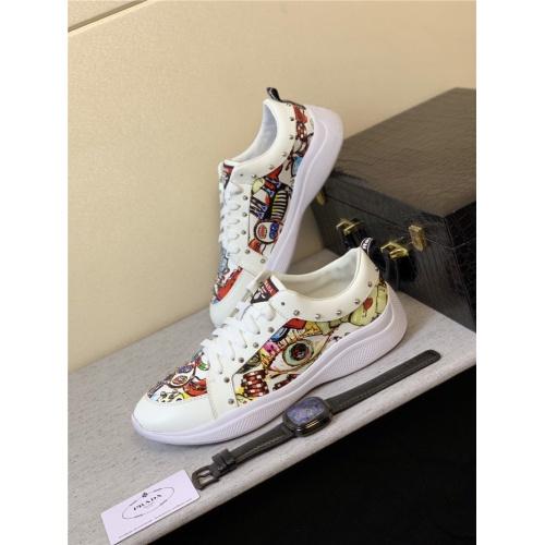 Prada Casual Shoes For Men #801192