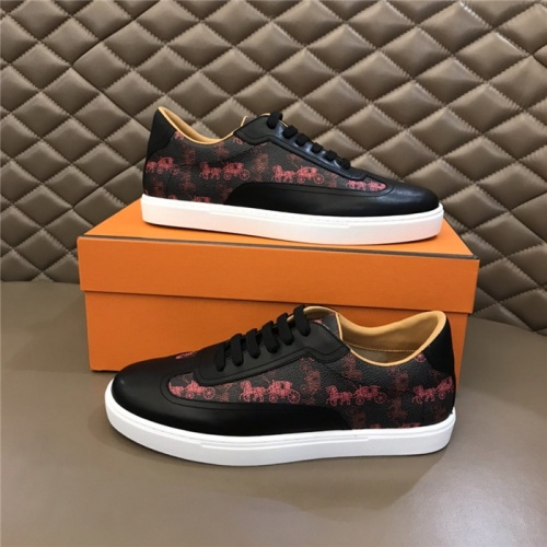 Hermes Casual Shoes For Men #801224