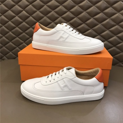 Hermes Casual Shoes For Men #801228