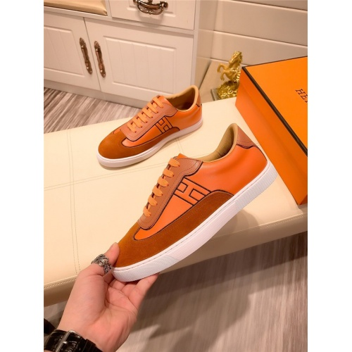 Hermes Casual Shoes For Men #801232