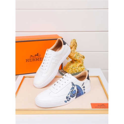 Hermes Casual Shoes For Men #801234 $79.54, Wholesale Replica Hermes Casual Shoes