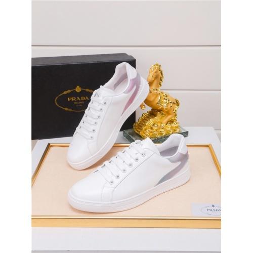 Prada Casual Shoes For Men #801237
