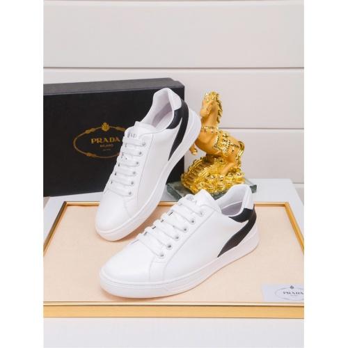 Prada Casual Shoes For Men #801239