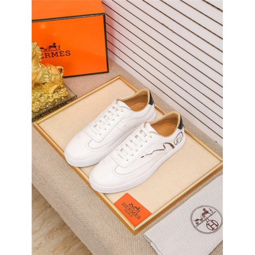 Hermes Casual Shoes For Men #801249