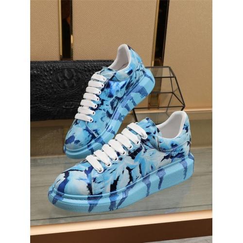 Alexander McQueen Casual Shoes For Men #801328