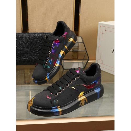 Alexander McQueen Casual Shoes For Men #801330