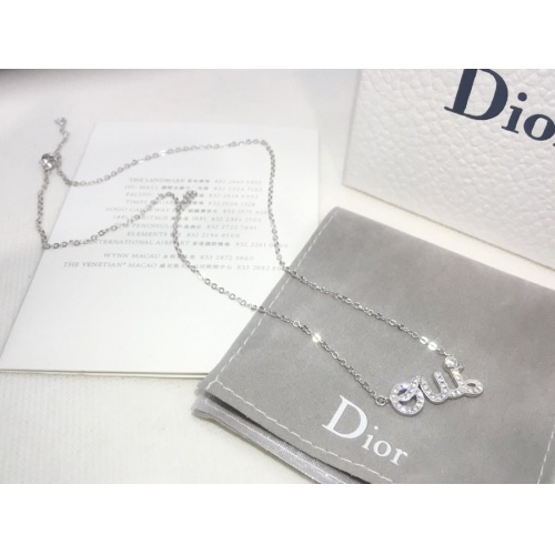 Christian Dior Necklace #801428 $26.19, Wholesale Replica Christian Dior Necklace