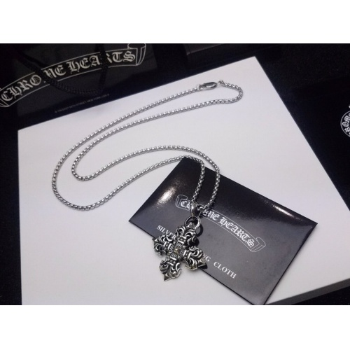 Chrome Hearts Necklaces #801439 $37.83 USD, Wholesale Replica Chrome Hearts Necklaces