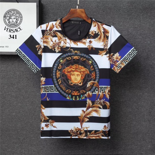 Versace T-Shirts Short Sleeved O-Neck For Men #801488