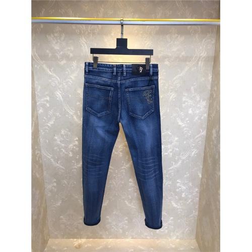 Versace Jeans Trousers For Men #801573 $46.56, Wholesale Replica Versace Jeans