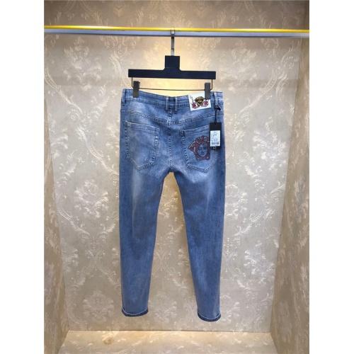Versace Jeans Trousers For Men #801576 $50.44, Wholesale Replica Versace Jeans