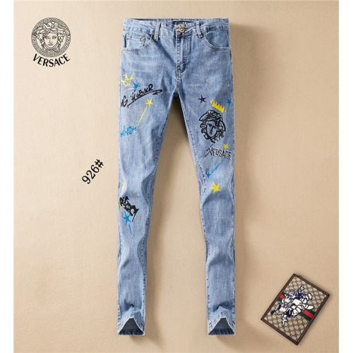 Versace Jeans Trousers For Men #801577