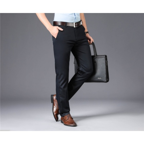 Armani Pants Trousers For Men #801599