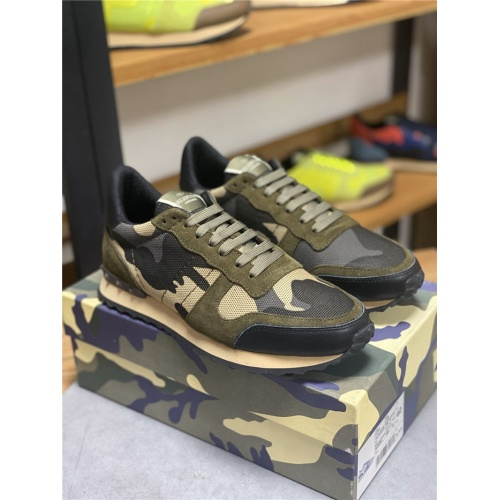 Valentino Casual Shoes For Men #801718