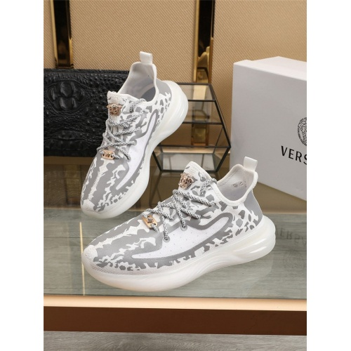 Versace Casual Shoes For Men #801766