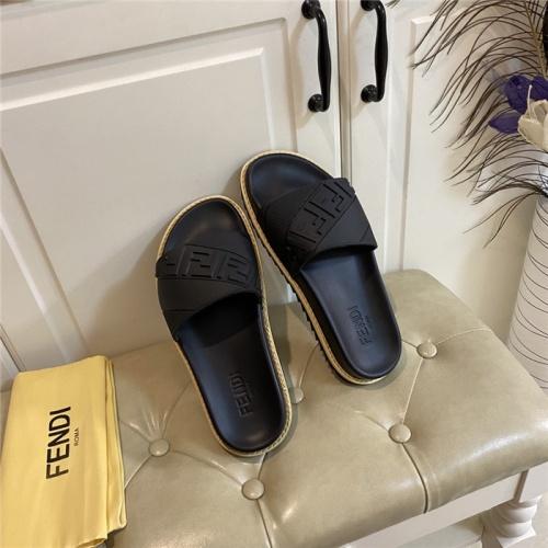 Fendi Slippers For Men #801799