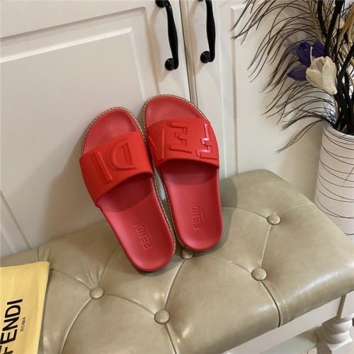 Fendi Slippers For Men #801800
