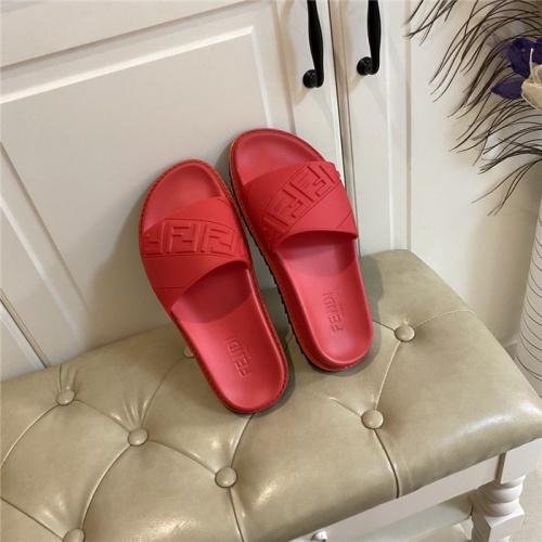 Fendi Slippers For Men #801801