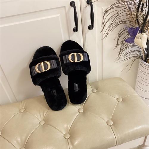 Christian Dior Slippers For Women #801814
