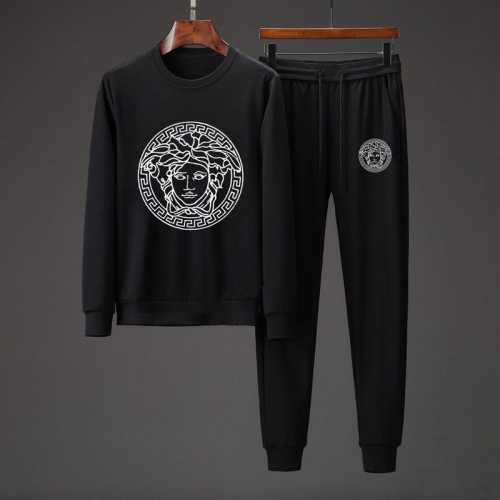 Versace Tracksuits Long Sleeved O-Neck For Men #801851