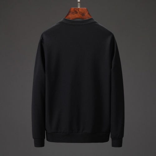 Replica Versace Tracksuits Long Sleeved O-Neck For Men #801868 $82.45 USD for Wholesale