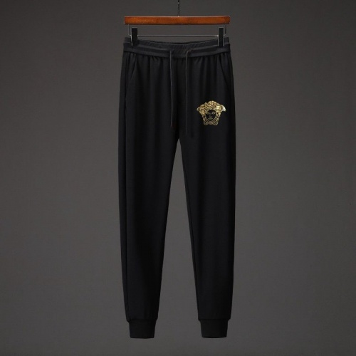 Replica Versace Tracksuits Long Sleeved O-Neck For Men #801871 $82.45 USD for Wholesale