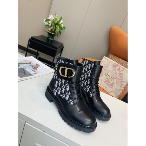 Christian Dior Boots For Women #801893