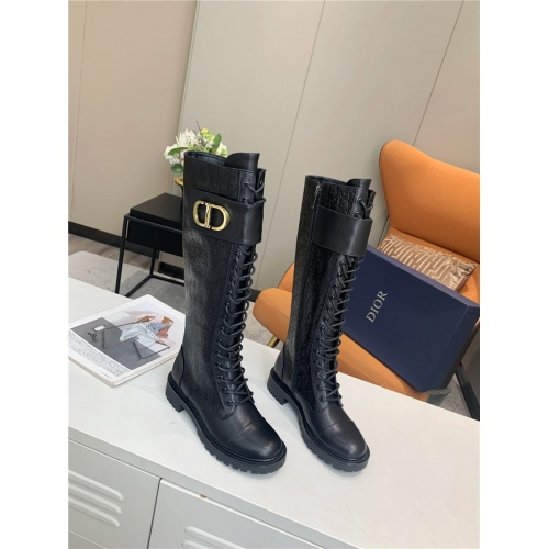 Christian Dior Boots For Women #801895