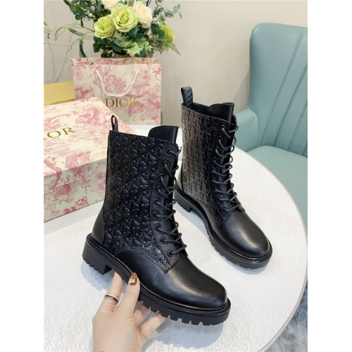 Christian Dior Boots For Women #801897