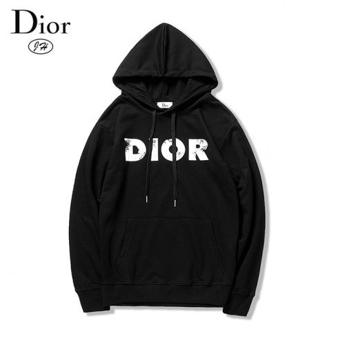 Christian Dior Hoodies Long Sleeved O-Neck For Men #801974