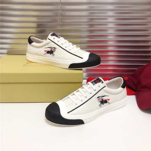 Burberry Casual Shoes For Men #802110