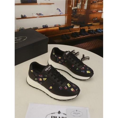 Prada Casual Shoes For Men #802115