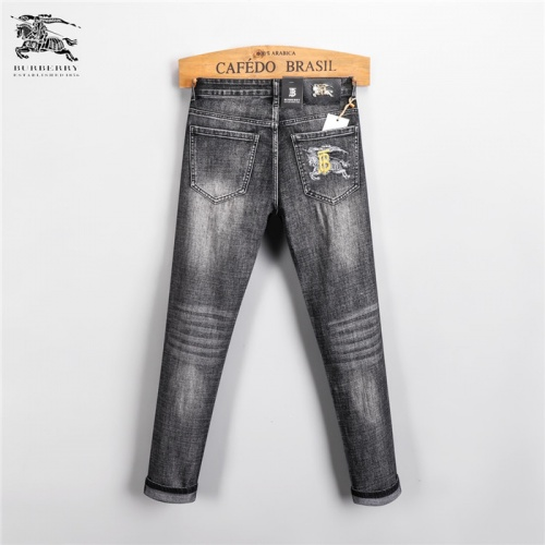 Burberry Jeans Trousers For Men #802268 $52.38 USD, Wholesale Replica Burberry Jeans