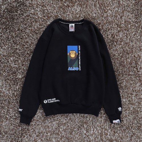 Replica Aape Hoodies Long Sleeved O-Neck For Men #802280 $36.86 USD for Wholesale