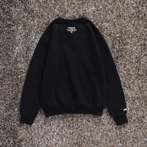 Replica Aape Hoodies Long Sleeved O-Neck For Men #802284 $34.92 USD for Wholesale