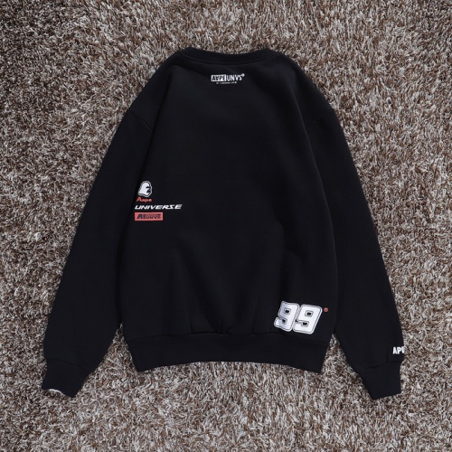 Replica Aape Hoodies Long Sleeved O-Neck For Men #802285 $34.92 USD for Wholesale