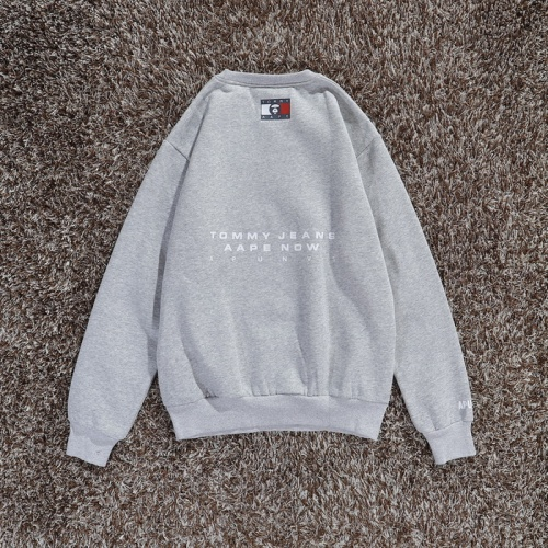 Replica Aape Hoodies Long Sleeved O-Neck For Men #802286 $34.92 USD for Wholesale