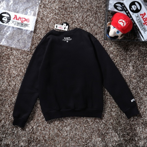Replica Aape Hoodies Long Sleeved O-Neck For Men #802289 $34.92 USD for Wholesale