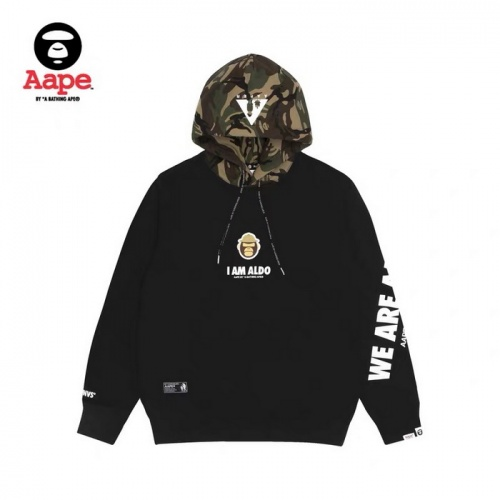 Replica Aape Hoodies Long Sleeved Hat For Men #802324 $43.65 USD for Wholesale