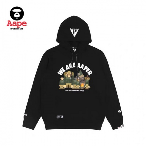Aape Hoodies Long Sleeved Hat For Men #802325 $43.65 USD, Wholesale Replica Aape Hoodies