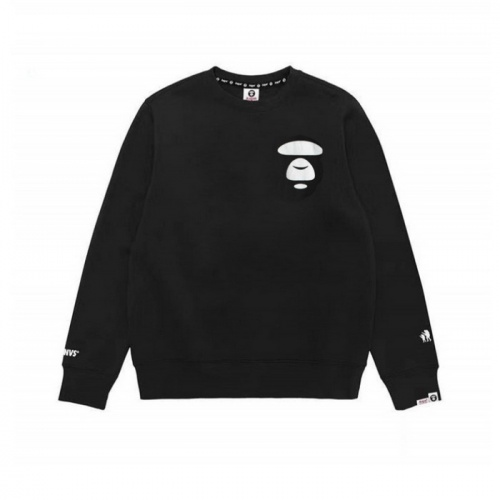 Replica Aape Hoodies Long Sleeved O-Neck For Men #802329 $38.80 USD for Wholesale
