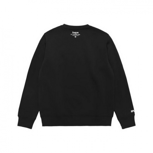 Replica Aape Hoodies Long Sleeved O-Neck For Men #802330 $38.80 USD for Wholesale
