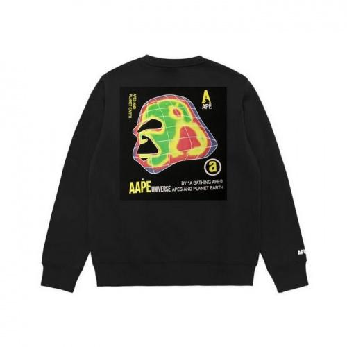 Aape Hoodies Long Sleeved O-Neck For Men #802331 $38.80 USD, Wholesale Replica Aape Hoodies