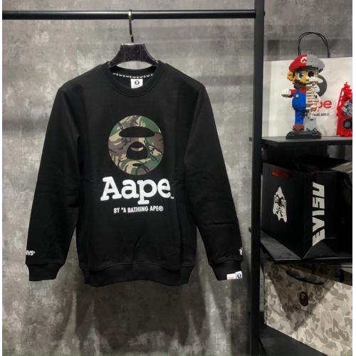 Aape Hoodies Long Sleeved O-Neck For Men #802332 $38.80 USD, Wholesale Replica Aape Hoodies