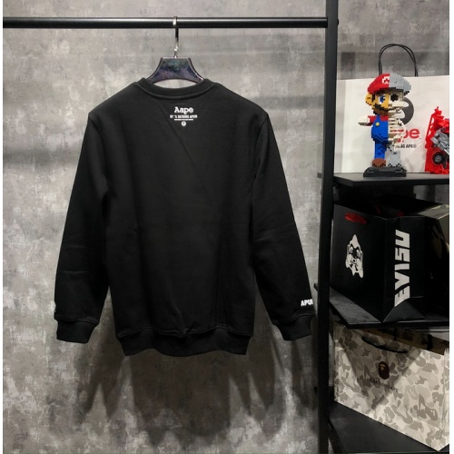 Replica Aape Hoodies Long Sleeved O-Neck For Men #802332 $38.80 USD for Wholesale